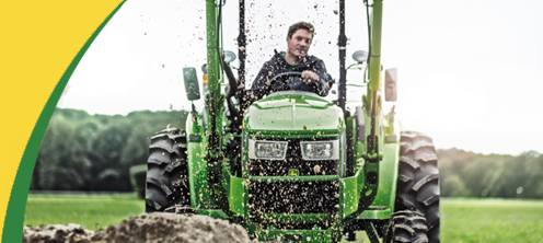 John Deere 4M Compact Utility Tractors for Sale