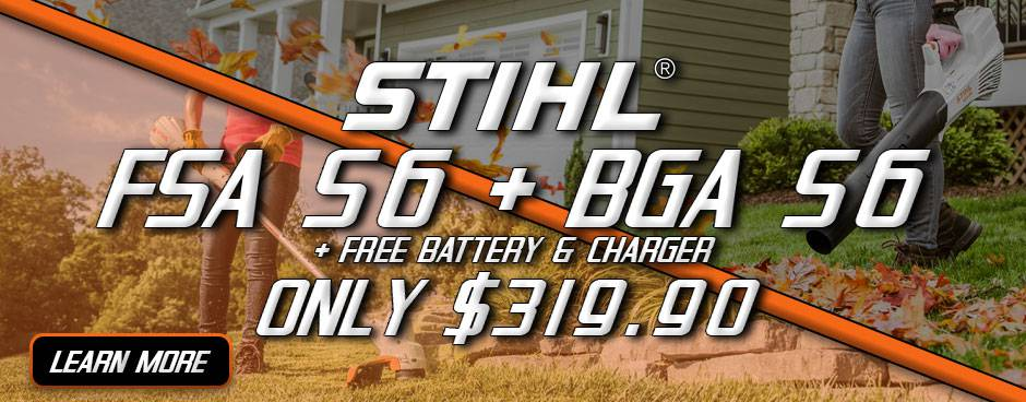 Shop Stihl Trimmers and Blowers at MuttonPower.net