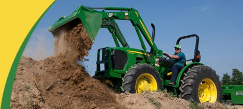 John Deere Compact Utility Tractors For Sale