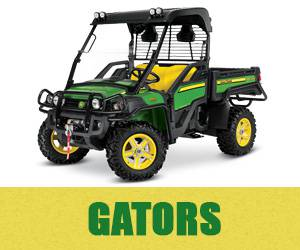 John Deere Gator Utility Vehicle Promotions* & Special Offers