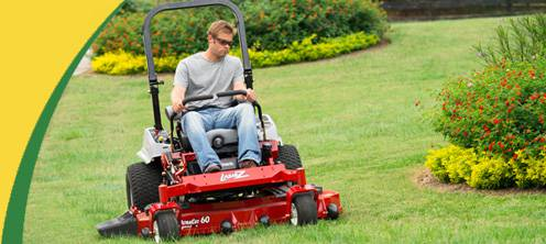 Exmark Lazer Z Zero Turn Lawn Mowers For Sale