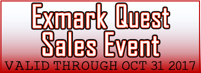 Exmark Quest Sales Event at Mutton Power