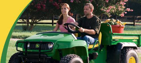 John Deere TS Gator Utility Vehicles For Sale