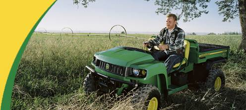 John Deere Traditional Gator Utility Vehicles For Sale