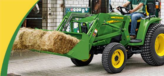 John Deere 3E Compact Utility Tractors for Sale