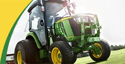 John Deere 4R Compact Utility Tractors for Sale