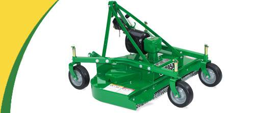 Compact Utility Tractor Finish Mowers   Mutton Power Equipment