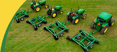 Soil Prep and Tillage Attachments