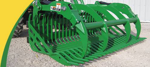 Bucket Tractor Attachments at Mutton Power Equipment