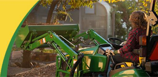 John Deere Sub Compact Utility Tractors For Sale