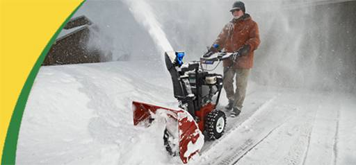 Two Stage Snowblowers and Snow Blower Accessories for Sale