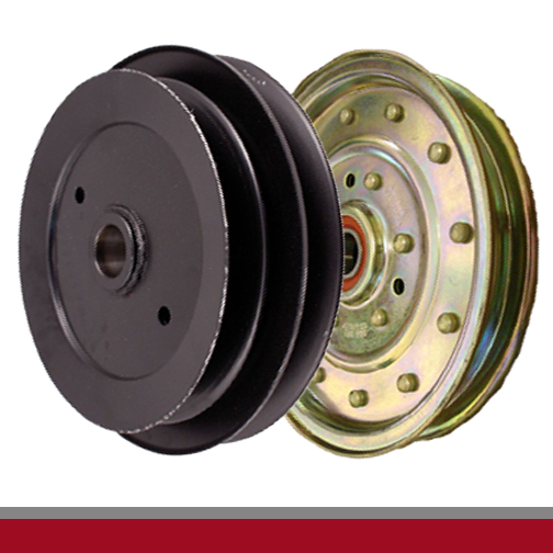 Exmark pulleys and sheaves
