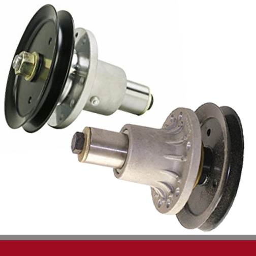 exmark spindle assemblies and parts