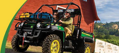 John Deere Gator Accessories >> John Deere Gator Accessories