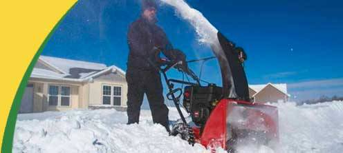 Mutton Power Toro SnowMaster Snowblower
