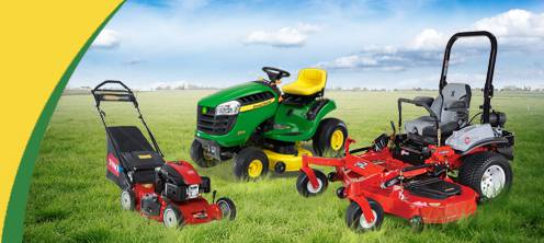 Riding Lawn Mowers and Zero Turn Lawn Mowers for Sale