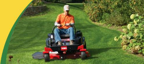 Toro TITAN Zero Turn Lawn Mowers for sale