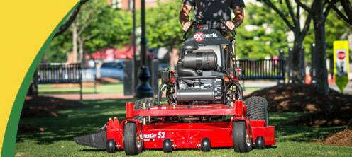 Exmark Turf Tracer Commercial Walk Behind Lawn Mowers For Sale