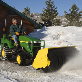 John Deere 1 Family Tractor Comparison