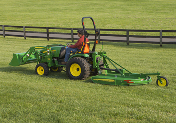 2000 series brush mowing