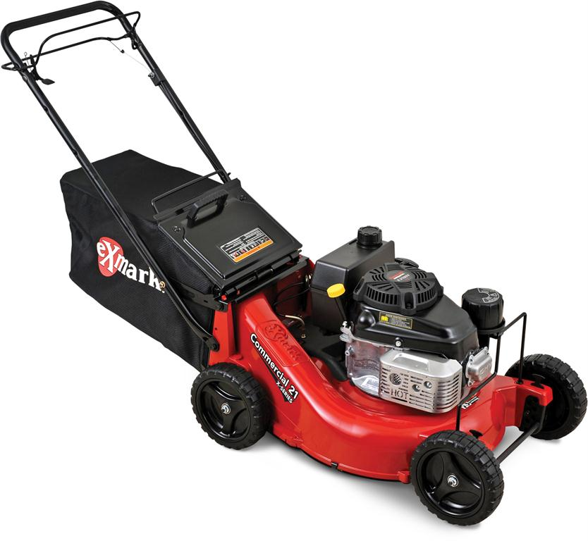 Commercial Lawn Mowers : Walk behind lawn mowers product guide