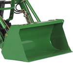 Front Loader Buckets for John Deere Tractors