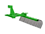 Rake Attachments for John Deere Tractors