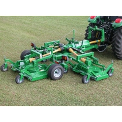 Compact Utility Tractor Finish Mowers | Mutton Power Equipment