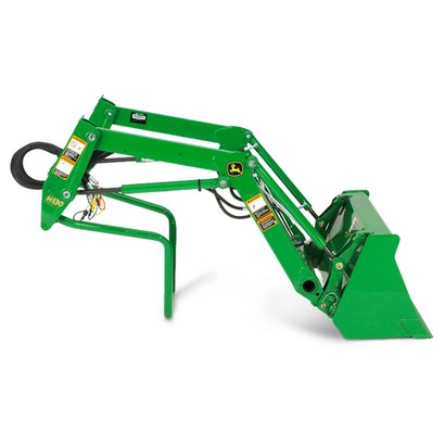 John Deere H130 Front Loader for sale at Mutton Power Equipment