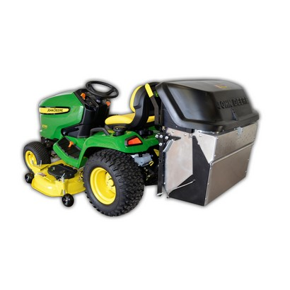 John Deere MCS 8 Quick Dump Attachment