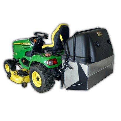 John Deere MCS 14 Quick Dump Attachment