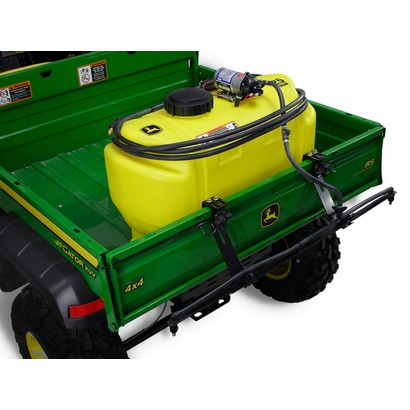 John Deere Superior Tech 25 Gallon Steel Bed/CX Gator Sprayer (LP20850)