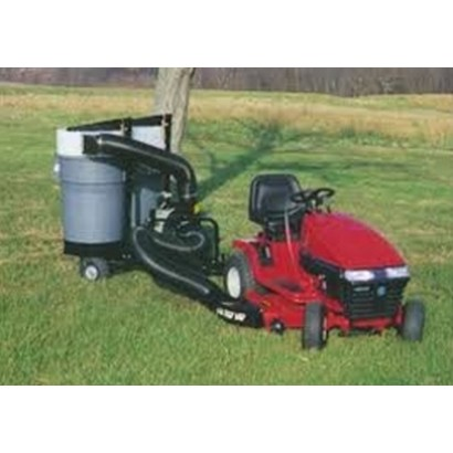 Trac-Vac 682 Lawn Tractor Collection System