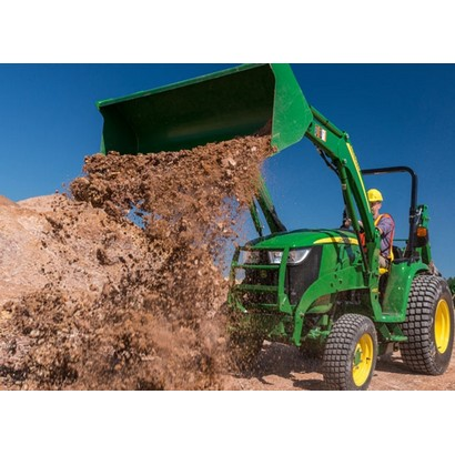 John Deere H180 Front Loader for sale by Mutton Power Equipment