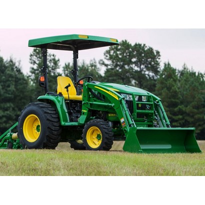 John Deere H160 Front Loader for sale at Mutton Power Equipment
