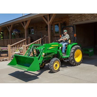 John Deere D160 Front Loader for sale by Mutton Power Equipment