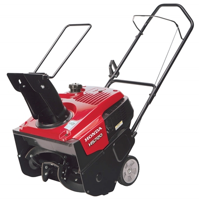 Honda Single Stage HS720A Recoil Snow Blower - Mutton Power Equipment