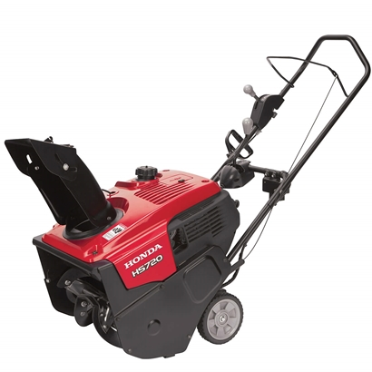 Honda Single Stage HS720AS Electric Start Snow Blower with Snow Director Chute - Mutton Power Equipment