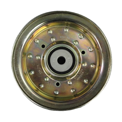 John Deere 7-Iron Deck Tensioner Pulley - TCA20602