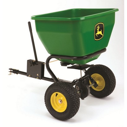 John Deere Tow-Behind Broadcast Spreader for sale by Mutton Power Equipment