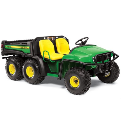 John Deere TH Diesel 6X4 Gator Utility Vehicle  at Mutton Power Equipment