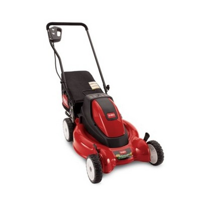 Toro 20360 e-Cycler battery powered