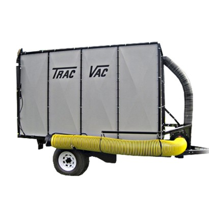 Trac-Vac 288 Leaf Collection Trailer