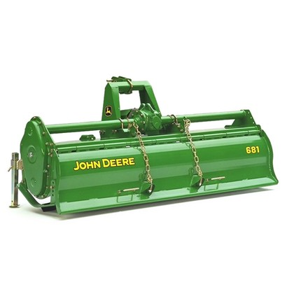 John Deere 681 Rotary Tiller for Sale at Mutton Power Equipment