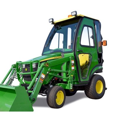 John Deere 1 Series Tractor Cab at Mutton Power Equipment