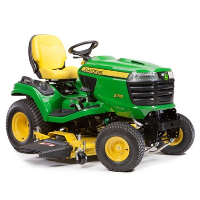 John Deere X710 Garden Tractor at Mutton Power Equipment