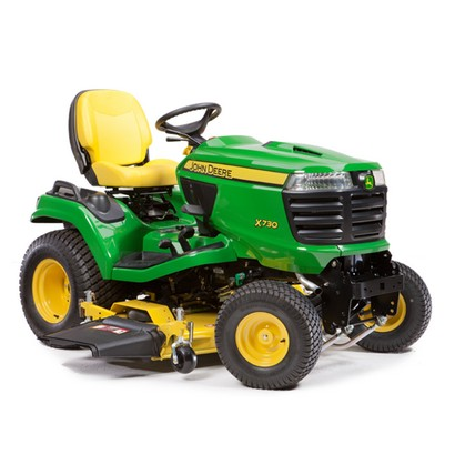 John Deere X730 Garden Tractor at Mutton Power Equipment