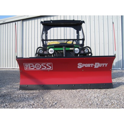 Boss 6' Straight Snow Blade (UTV)