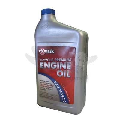 Exmark Synthetic 20W-50 Engine Oil 126-1474