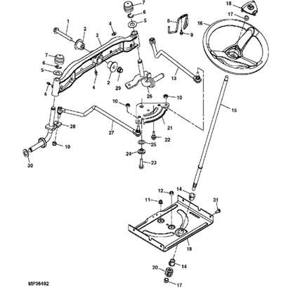 Ford Lawn Mower Belt Diagram besides John Deere L130 Mower Deck Belt Diagram besides Simplicity Mower Deck Parts Diagram besides S 78 John Deere La110 Parts also  on john deere la120 wiring diagram